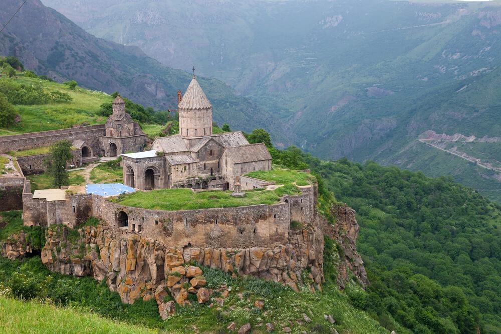 Armenian birth certificate translation